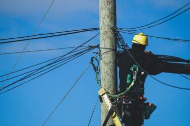 Aanleggen van elektra