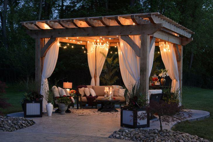 Loungeset voor in je tuin
